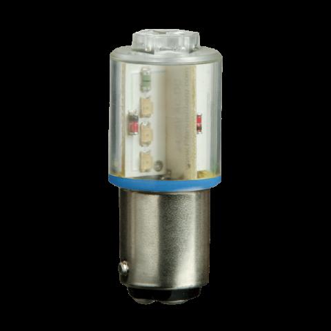 LED BR50 BA15d 24 AC/DC BU