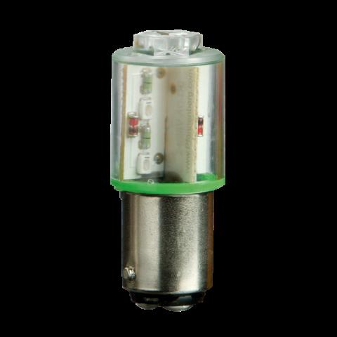 LED BR35 BA9s 24V GN