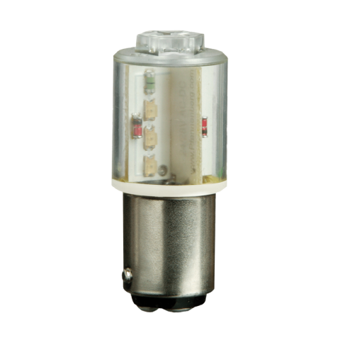 LED BR35 BA9s 24V WH