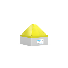 Flashing Light QUADRO F12-SIL yellow,230Vac,10J,IP66/67