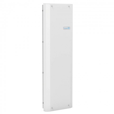 PWI 6302 Air/Water Heat Exchanger 3000 W,400 Vac