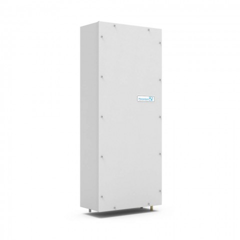 PWS 7332 Air/Water Heat Exchanger 3150 W,230 Vac
