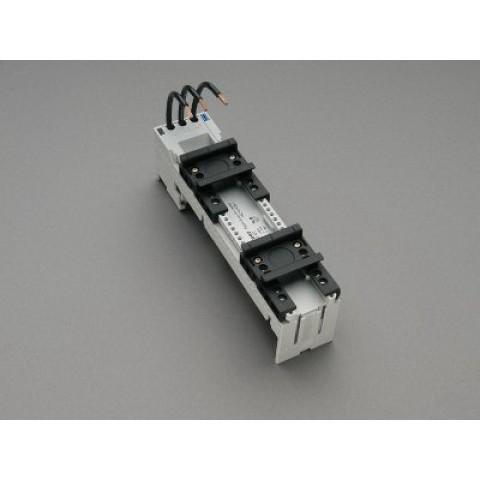 BARA ADAPTÖRÜ 25 A (32431) Kablolu Çift ayarlanabilir montaj raylı 45x200