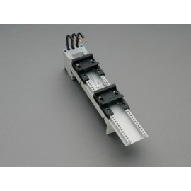 BARA ADAPTÖRÜ 25 A (32433) Kablolu Çift ayarlanabilir montaj raylı 45x260