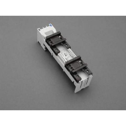 BARA ADAPTÖRÜ 25 A (32436) Klemensli Çift ayarlanabilir montaj raylı 45x200