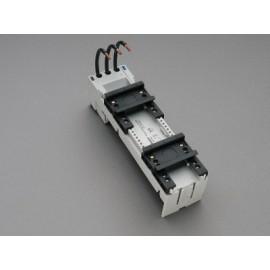 BARA ADAPTÖRÜ 32 A (32442) Kablolu Çift ayarlanabilir montaj raylı 54x200