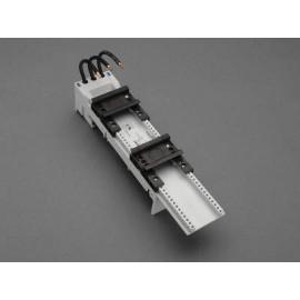 BARA ADAPTÖRÜ 32 A (32449) Kablolu Çift ayarlanabilir montaj raylı 54x260