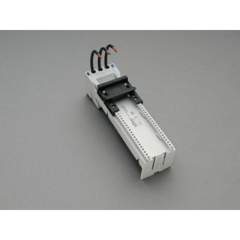 BARA ADAPTÖRÜ 63 A (32454) Kablolu Tek ayarlanabilir montaj raylı 54x200
