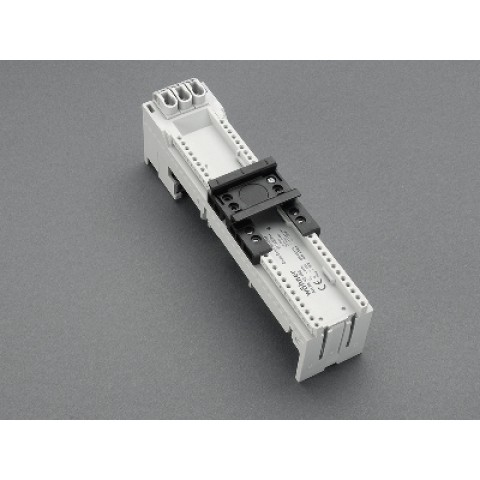 BARA ADAPTÖRÜ 32 A (32486) Klemensli Tek ayarlanabilir montaj raylı 45x200