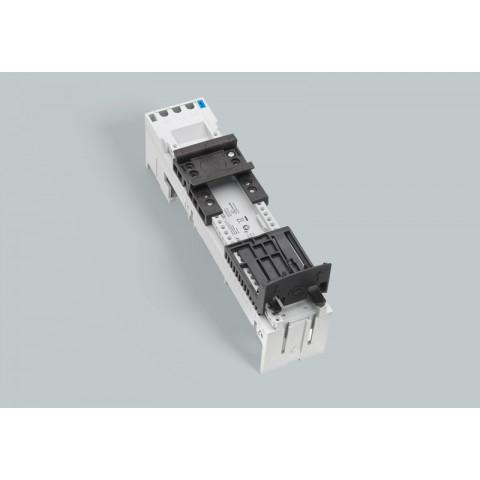 BARA ADAPTÖRÜ (32635) Kontaksız Siemens S00 için Tek ayarlanabilir montaj raylı ve 1 konumlayıcı 45x200