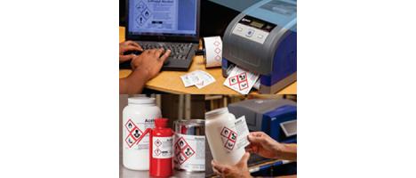 İş Güvenliği ve Hazır Baskılı Etiketler