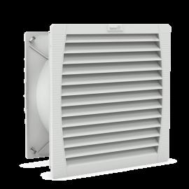 PF 65.000 Fanlı Filtre 230Vac IP54 RAL 7035 480 m³ / s 291x291x150mm