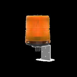 Flashing Light PMF2015 amber BM,24Vdc,7J,IP55