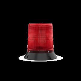 Flashing Light PMF2015-SIL red DM,230Vac,10J,IP55