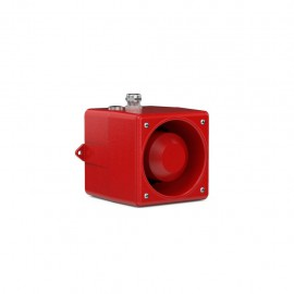Sounder DS 5 3G/3D,230Vac,108dB,IP66/67,RAL3000