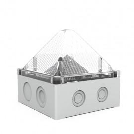 LED lights Quadro LED-HI YL 230Vac IP66