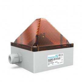 Ex-ATEX LED light Quadro LED-HI 3G / 3D YL 230Vac IP66