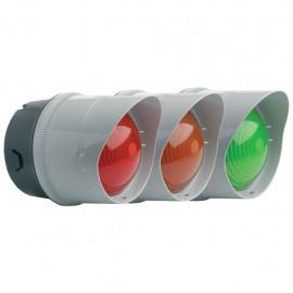 SPECTRA traffic lights P 450 TLA amber 115/230Vac IP65