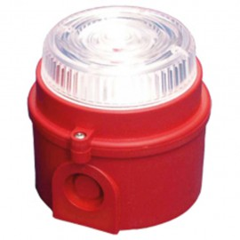 Flashing Light IS-mB1 amber ATEX,24Vdc,IP65